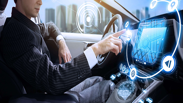 Connected Car auto connessa smart mobility