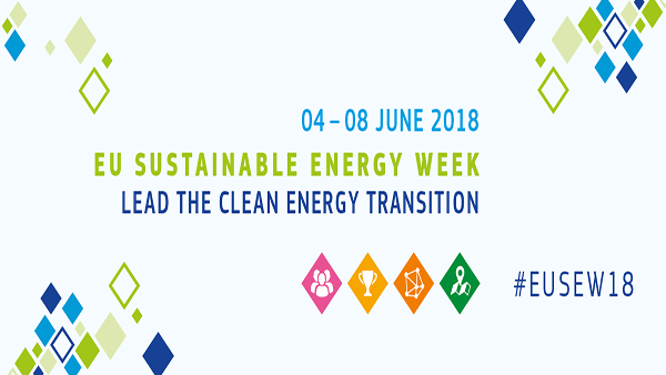European Union Sustainable Energy Week - EUSEW