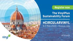VinylPlus Sustainability Forum 2020: #Circularvinyl