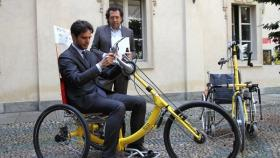 bike sharing disabili