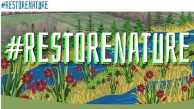 #restorenature