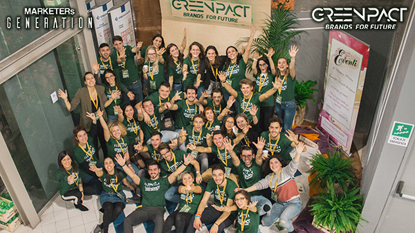 MARKETERs MGeneration 19 - Greenpact: Brands for Future